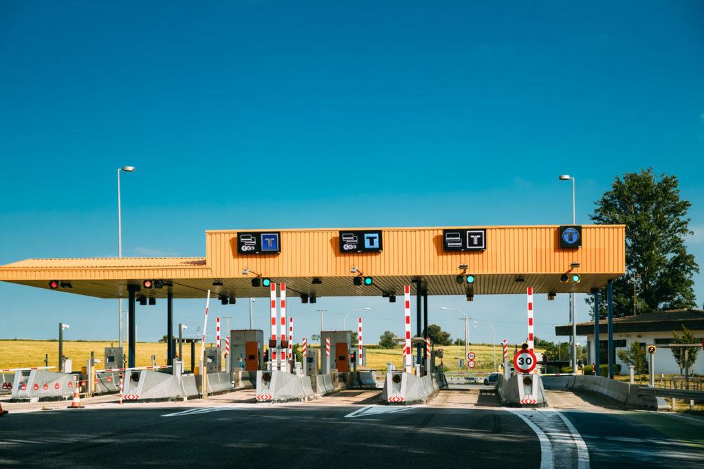 Płatność za podatek drogowy w Niemczech
