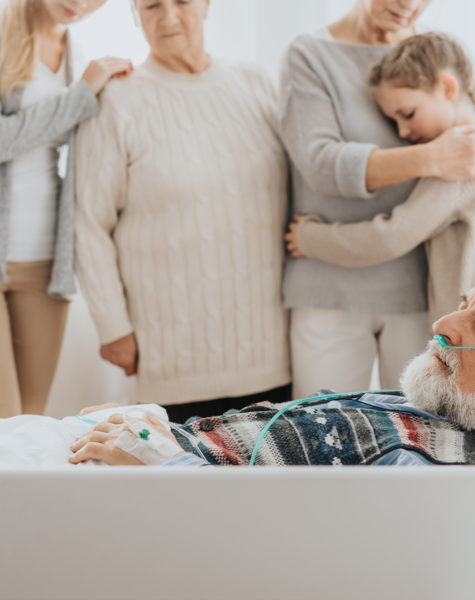death of close person life insurance