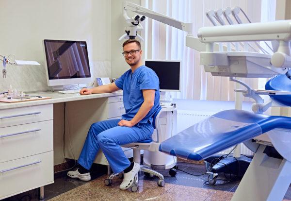Stomatolog w DE